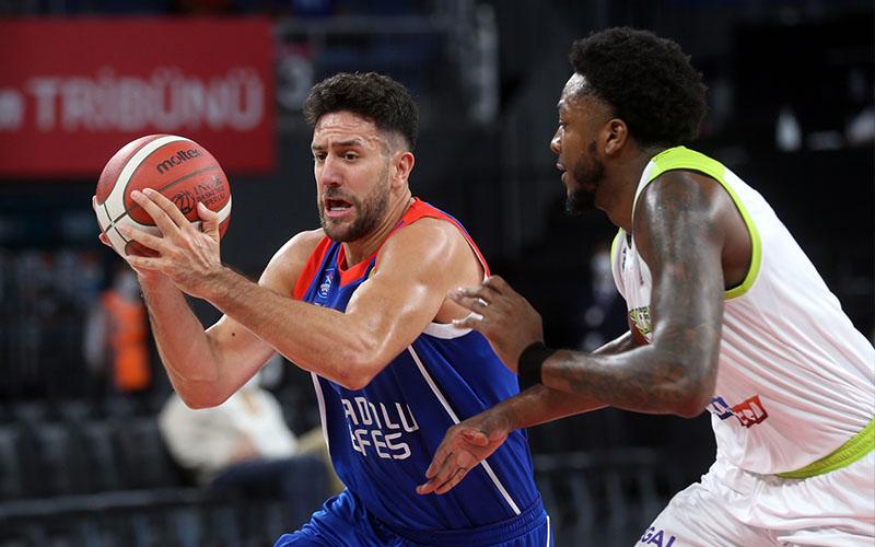 Yukatel Merkezefendi Belediyesi Denizli Basket, Anadolu Efes'e 94-93 yenildi