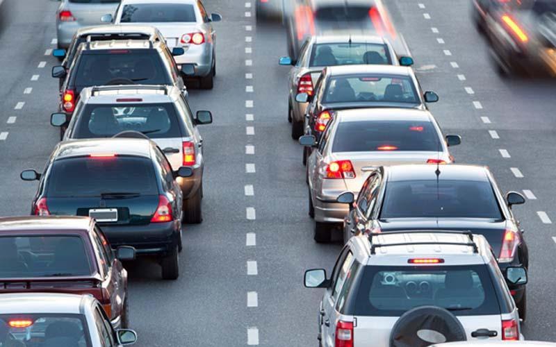 Denizli'de motorlu kara taşıtı sayısı yüzde 4,2 arttı