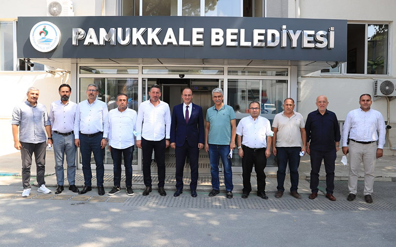 Örki: Pamukkale'yi spor kenti yapacağız