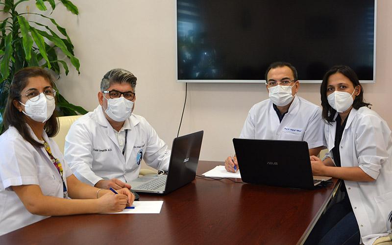 PAÜ Hastanesi Ekibi'ne uluslararası kongrede birincilik ödülü