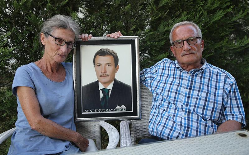 """""""Efsane Vali"""" Yazıcıoğlu ölümünün 18. yılında anılıyor"""