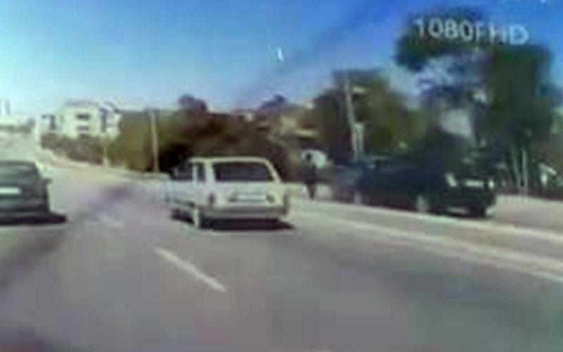 Otomobilin çarptığı yaya öldü