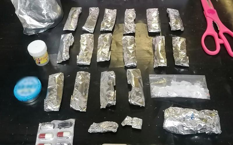 Uyuşturucu operasyonlarında 8 zehir taciri tutuklandı