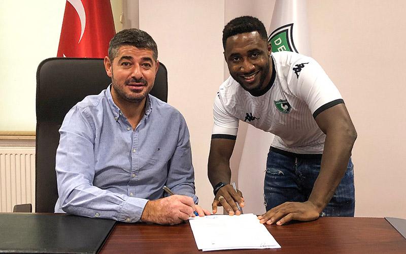 Denizlispor, Brice Dja Djedje'yi transfer etti