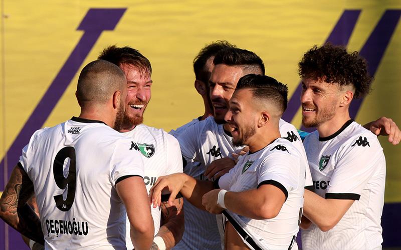 Denizlispor, Eyüpspor'u deplasmanda 2-0 yendi