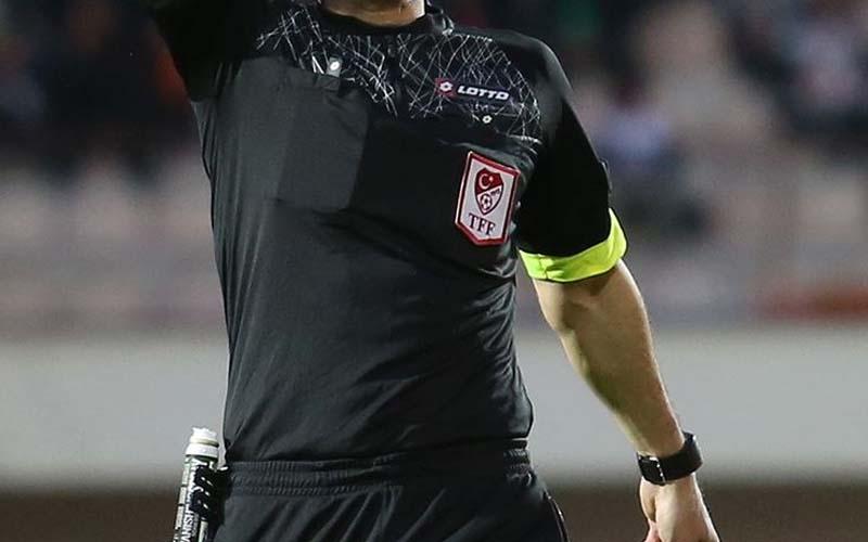 Eyüpspor-Denizlispor maçının hakem triosu açıklandı