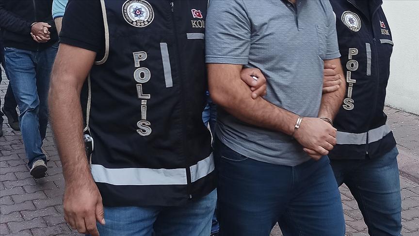 FETÖ/PDY operasyonunda 5 kişi gözaltına alındı