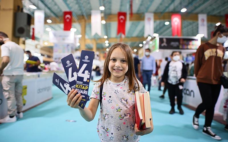 Denizli Kitap Fuarı'nı 6 günde 180 bin 520 kişi ziyaret etti