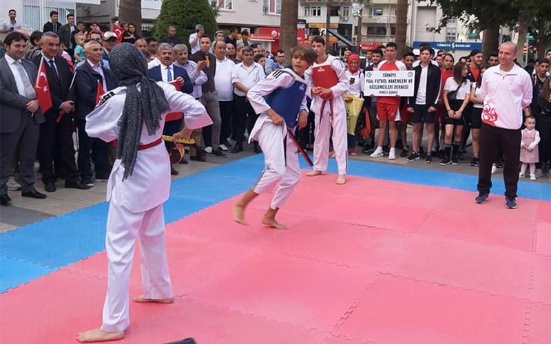Amatör Spor Haftası 4-10 Ekim tarihleri arasında kutlanacak