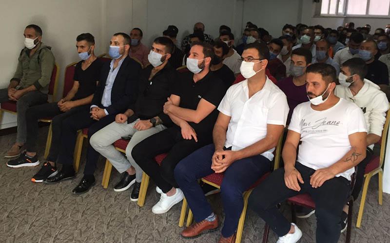 Denizli'de 50 genç CHP'ye üye oldu