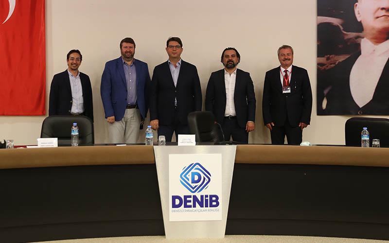 Denizli'de e-İhracat konferansı düzenlendi