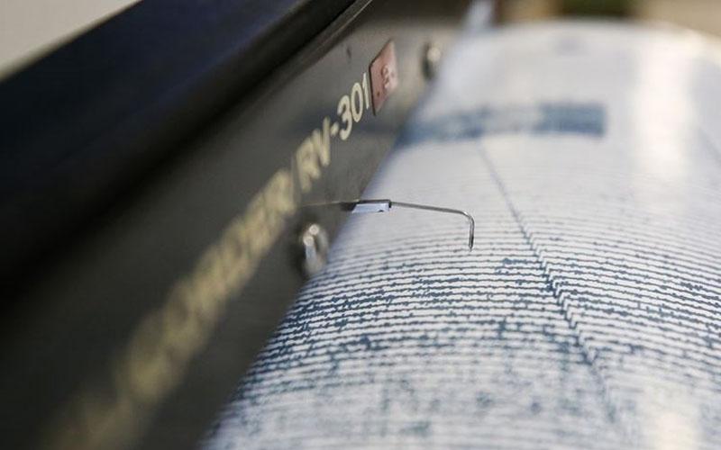 Bir dakika arayla 2 deprem