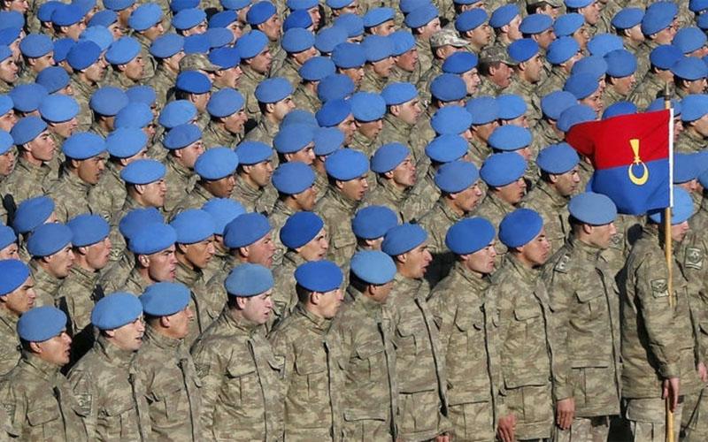 Jandarmaya 5 bin uzman erbaş alınacak