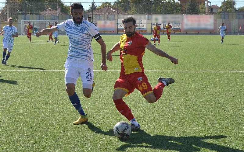 Kızılcabölükspor, Altındağ Belediyespor ile berabere kaldı: 2-2