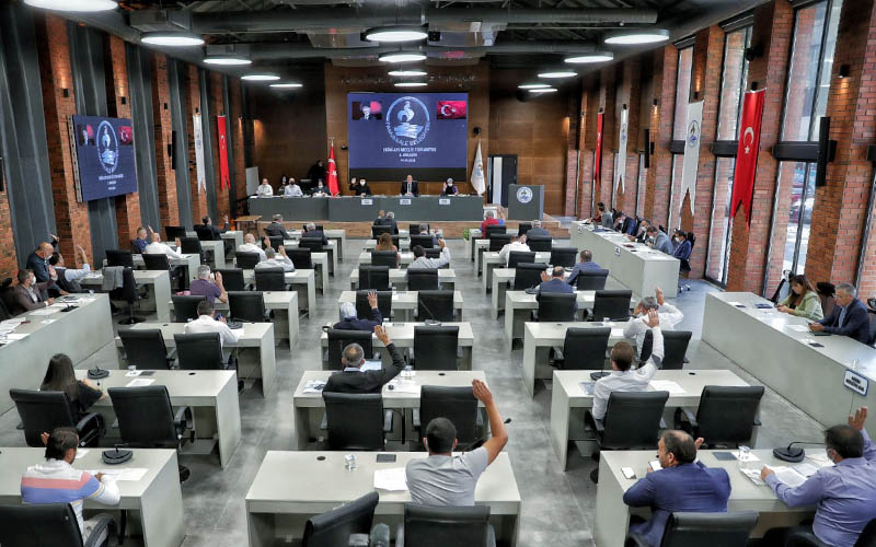 Pamukkale Belediyesinin bütçesi 400 milyon lira