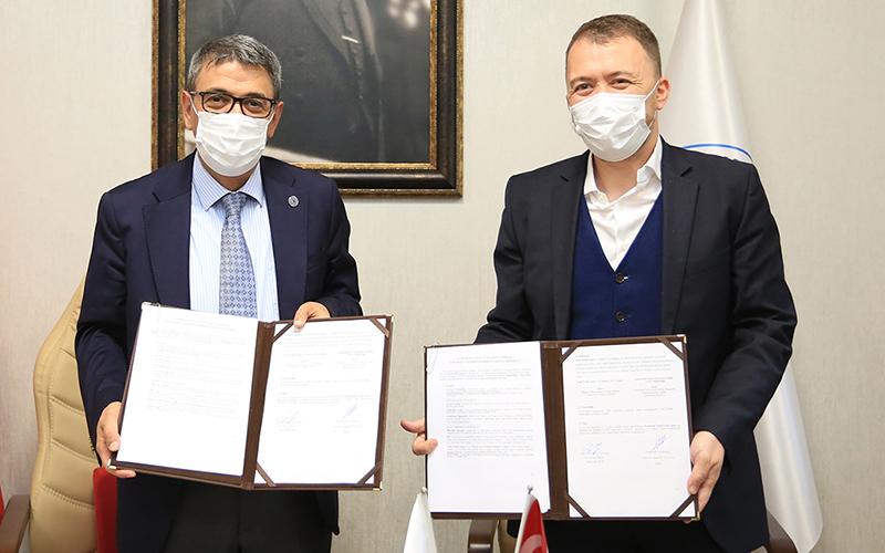 PAÜ ile Fatih Profil arasında iş birliği protokolü imzalandı