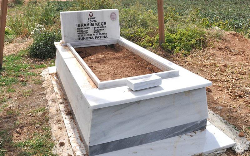 Denizli şehidin mezarı 59 yıl sonra bulundu ama bilgisi yanlış yazıldı