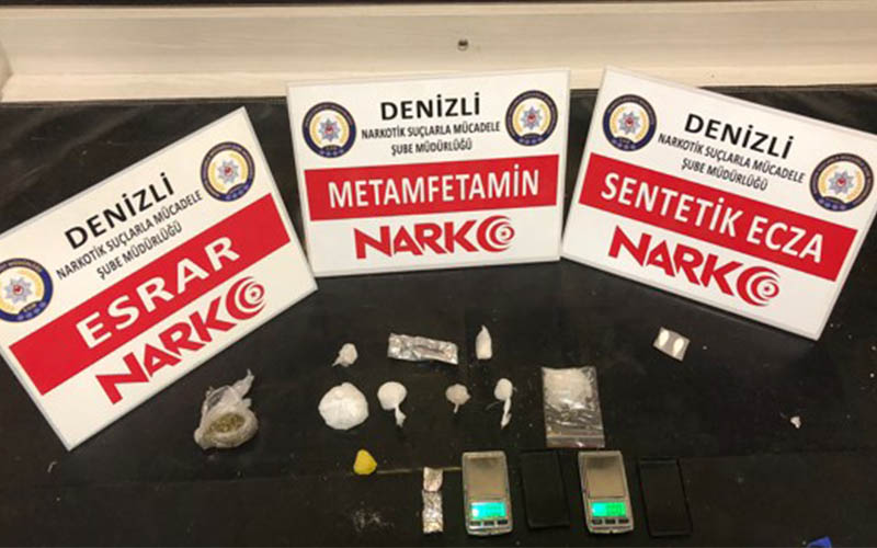 Uyuşturucu operasyonlarında 26 kişi yakalandı, 10'u tutuklandı