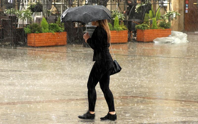 Denizli'de bu hafta 3 gün yağış bekleniyor