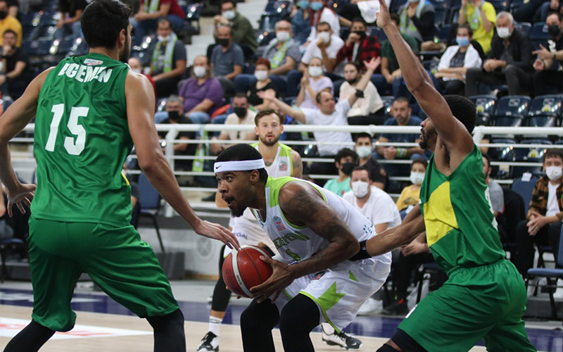 Denizli Basket'ten siftah: 74-71