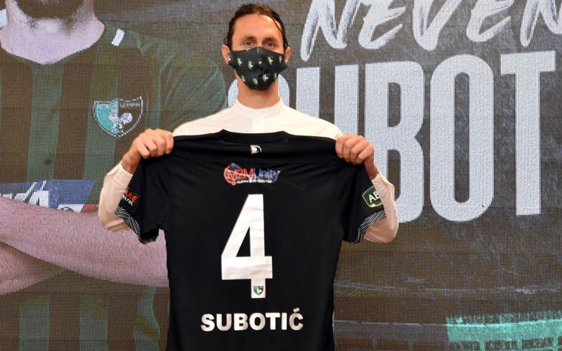 Subotic alacaklarını istedi, Denizlispor'a transfer yasağı geldi